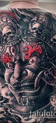 тату демон фото (значение) – пример интересного рисунка тату – 041 tatufoto.com