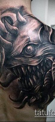 тату демон фото (значение) – пример интересного рисунка тату – 048 tatufoto.com
