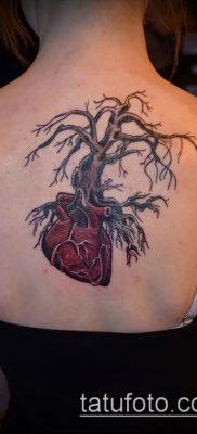 тату дерево с корнями (значение) – пример интересного рисунка тату – 035 tatufoto.com