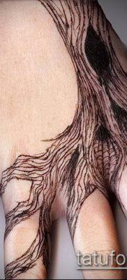 тату дерево с корнями (значение) – пример интересного рисунка тату – 044 tatufoto.com