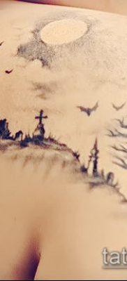 тату дом фото (значение) – пример интересного рисунка тату – 020 tatufoto.com