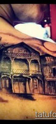 тату дом фото (значение) – пример интересного рисунка тату – 023 tatufoto.com