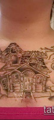 тату дом фото (значение) – пример интересного рисунка тату – 051 tatufoto.com