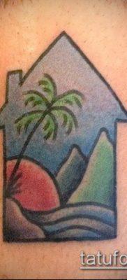 тату дом фото (значение) – пример интересного рисунка тату – 055 tatufoto.com