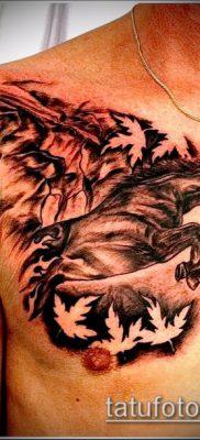 тату конь фото (значение) – пример интересного рисунка тату – 052 tatufoto.com