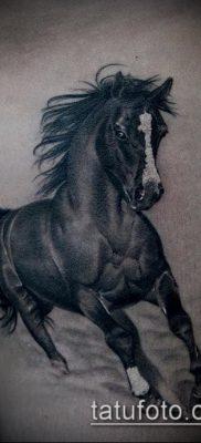 тату конь фото (значение) – пример интересного рисунка тату – 066 tatufoto.com