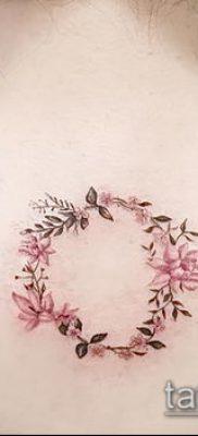 тату лавровый венок (значение) – пример интересного рисунка тату – 053 tatufoto.com