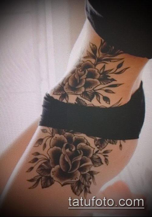 Красивые женские тату фото эскизы