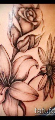 тату на бедре женские (значение) – пример интересного рисунка тату – 030 tatufoto.com