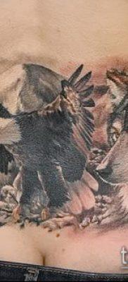 тату на копчике фото (значение) – пример интересного рисунка тату – 028 tatufoto.com