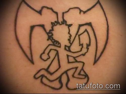 тату топор фото (значение) - пример интересного рисунка тату - 016 tatufoto.com