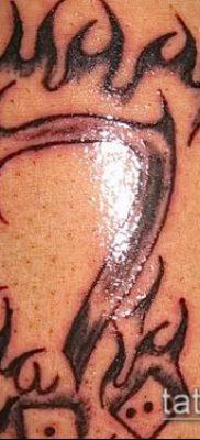 тату цифры фото (значение) – пример интересного рисунка тату – 022 tatufoto.com