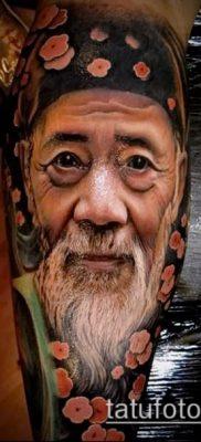 тату человек фото (значение) – пример интересного рисунка тату – 010 tatufoto.com