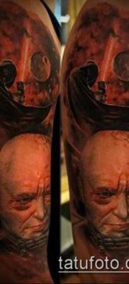 тату человек фото (значение) – пример интересного рисунка тату – 023 tatufoto.com