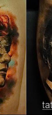 тату человек фото (значение) – пример интересного рисунка тату – 030 tatufoto.com