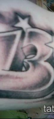 тату 13 фото (значение) – пример интересного рисунка тату – 038 tatufoto.com