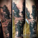 фото военных тату №303 - достойный вариант рисунка, который успешно можно использовать для переделки и нанесения как картинка тату летучей мыши военное