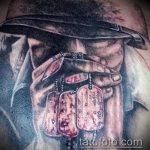 фото военных тату №400 - классный вариант рисунка, который легко можно использовать для доработки и нанесения как картинка тату летучей мыши военное