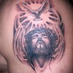 фото тату голубь №445 - прикольный вариант рисунка, который хорошо можно использовать для преобразования и нанесения как тату в виде голубя