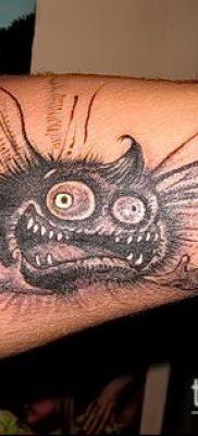 фото тату муха (значение) – пример интересного рисунка тату – 011 tatufoto.com