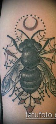 фото тату муха (значение) – пример интересного рисунка тату – 040 tatufoto.com