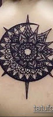 фото тату солнце и луна (значение) – пример интересного рисунка тату – 030 tatufoto.com