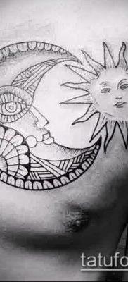 фото тату солнце и луна (значение) – пример интересного рисунка тату – 043 tatufoto.com
