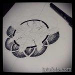 эскиз тату жук №392 - эксклюзивный вариант рисунка, который успешно можно использовать для переработки и нанесения как татуировка жук на зоне