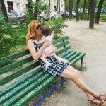 Ксения Бородина решила украсить свое тело еще одной татуировкой в честь первого дня рождения дочери - фото 4