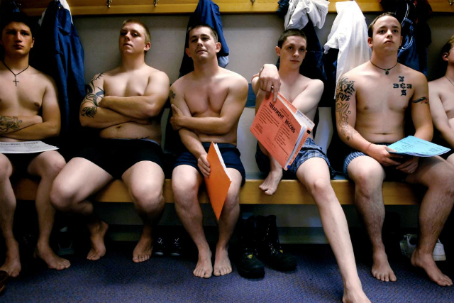 Татуированных призывников принимают на службу в армию только при отдельном разрешении психиатра - фото 1