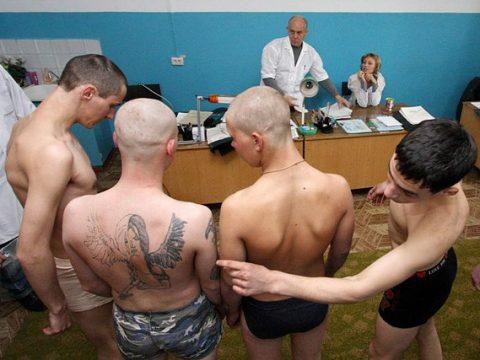 Татуированных призывников принимают на службу в армию только при отдельном разрешении психиатра - фото 2