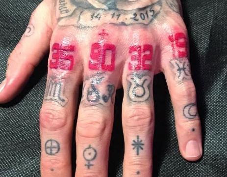Что означают татуировки Серхио Рамоса - фото 2