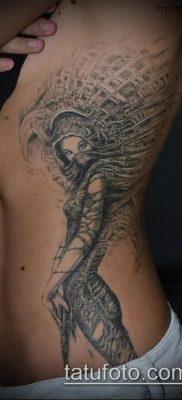 фото тату Амазонка (значение) – пример интересного рисунка тату – 046 tatufoto.com