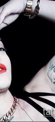 фото тату Афродита (Венера) (tattoo Venus) (значение) – пример рисунка – 008 tatufoto.com
