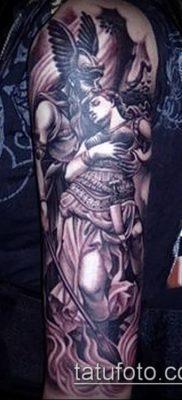 фото тату Афродита (Венера) (tattoo Venus) (значение) – пример рисунка – 009 tatufoto.com