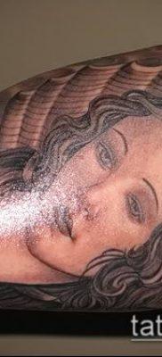 фото тату Афродита (Венера) (tattoo Venus) (значение) – пример рисунка – 027 tatufoto.com