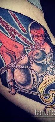 фото тату БДСМ (tattoo BDSM) (значение) – пример рисунка – 017 tatufoto.com