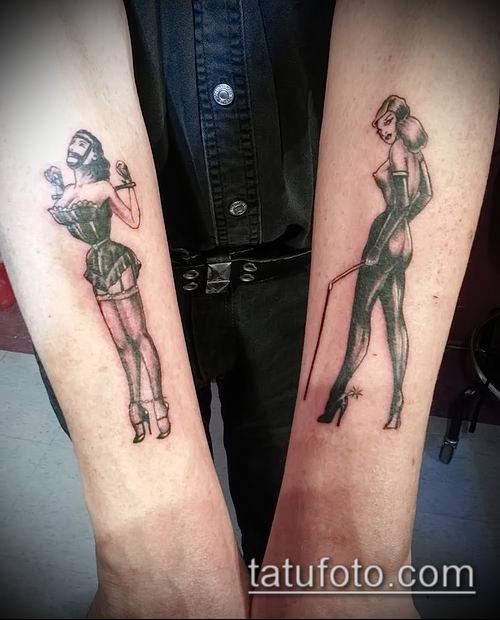 Tattoo bdsm