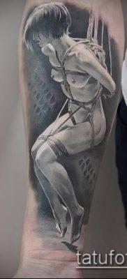 фото тату БДСМ (tattoo BDSM) (значение) – пример рисунка – 027 tatufoto.com