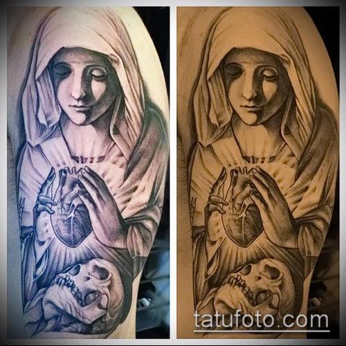 Татуировки у мадонны фото и значение