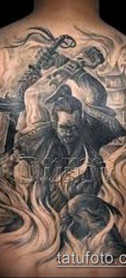 фото тату Катана (tattoo Katana) (значение) – пример рисунка – 002 tatufoto.com