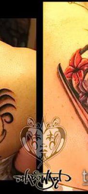 фото тату Катана (tattoo Katana) (значение) – пример рисунка – 038 tatufoto.com