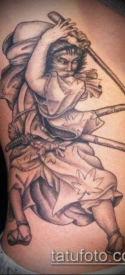 фото тату Катана (tattoo Katana) (значение) – пример рисунка – 063 tatufoto.com