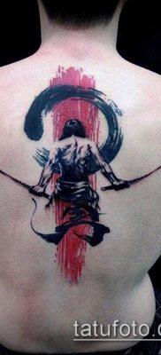 фото тату Катана (tattoo Katana) (значение) – пример рисунка – 073 tatufoto.com