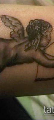 фото тату Купидон (значение) – пример интересного рисунка тату – 028 tatufoto.com