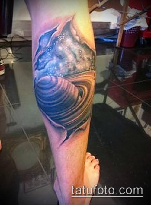 фото тату Сатурн (tattoo Saturn) (значение) - пример рисунка - 083 tatufoto.com