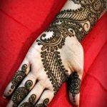 фото тату арабское мехенди (Arabic mehen) (значение) - пример рисунка - 011 tatufoto.com