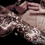 фото тату арабское мехенди (Arabic mehen) (значение) - пример рисунка - 015 tatufoto.com