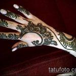 фото тату арабское мехенди (Arabic mehen) (значение) - пример рисунка - 017 tatufoto.com