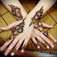 Мехенди Арабский стиль